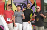 Q106 at Phantom Fireworks (7-2-14) 15