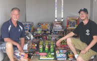 Q106 at Phantom Fireworks (7-2-14) 9