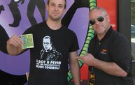 Q106 at Phantom Fireworks (7-2-14) 7