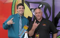 Q106 at Phantom Fireworks (7-2-14) 6