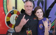 Q106 at Phantom Fireworks (7-2-14) 4