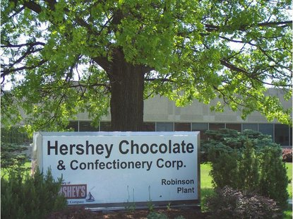 Hershey Plant Robinson