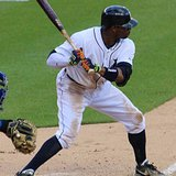 Detroit Tigers outfielder Rajai Davis (Wikipedia)