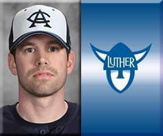 Former Augustana assistant baseball coach Bryan Nikkel has been named head baseball coach at Luther College.