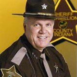Sheriff Robert Spence