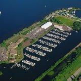 Barkers Island Marina (photo from City of Superior)