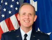 Maj. Gen. Donald Dunbar