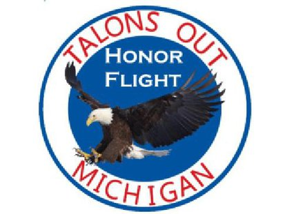 Talons out logo