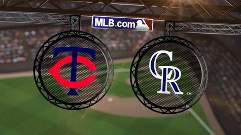 Kevin Correia pitched six innings of one-run ball, Eduardo Escobar homered, and the Minnesota Twins pulled away late to beat the Colorado Rockies 9-3 on Saturday.
