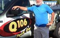 Q106 at Feldman's Bud Kouts Chevy (7-12-14) 8