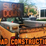 Road Construction - Slow Down image Copyright Midwest Communications, Inc. 2014