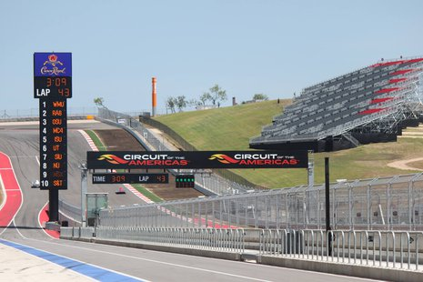 Circuit of the Americas will be the site of a Grand Prix featuring the solar cars later this week.