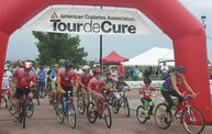 Tour de Cure 2014: Cover Image