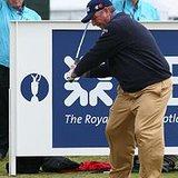 Pro Golfer Mark Calcavecchia