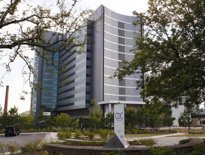 Centers for Disease Control Biotechnology Core Facility (Building 23) is shown in Atlanta, Georgia June 20, 2014. CREDIT: REUTERS/TAMI CHAPPELL