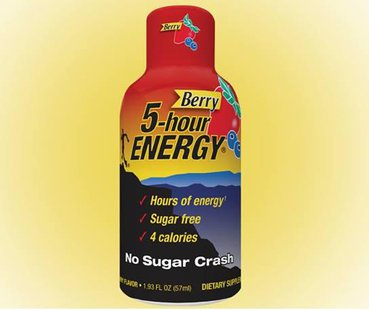 Oregon, Washington and Vermont sued the makers of 5-Hour Energy on Thursday for allegedly deceptive and misleading advertising.  (FB.5hourenergy.com)