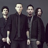 Image courtesy of Linkin Park; Joe Hahn, far right/James Minchin (via ABC News Radio)
