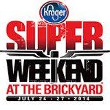 2014 Brickyard 400, Indianapolis Motor Speedway