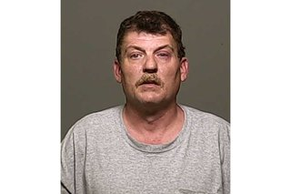 Dennis Mitchell (Photo from: Outagamie County Jail).