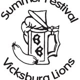 The Vicksburg Lions Club Summer Festival