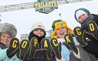 Green & Gold Fan Zone - 2013 Season in Review 1