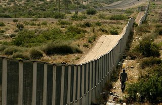 The US-Mexico boarder