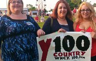 Paperfest 2014 in Kimberly with Y100 9