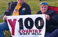 Paperfest 2014 in Kimberly with Y100 6