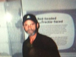 Picture of Charles Rusher supplied by the Cass County Sheriff's Office.