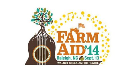 Image courtesy of Farm Aid (via ABC News Radio)