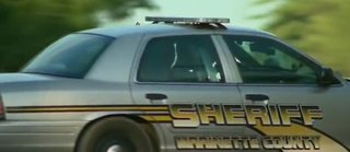 Marinette County Sheriff's Department squad car. (Photo from: FOX 11/YouTube).