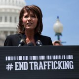 The U.S. House of Representatives today passed Rep. Kristi Noem's bipartisan Human Trafficking Prevention, Intervention, and Recovery Act. (http://noem.house.gov)
