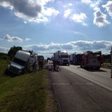 crash pic 1 provided by Indiana State Police