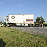 accident pic one provided by Indiana State Police