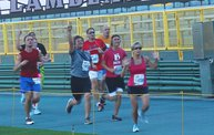 Faces of the 2014 Packers 5K with WIXX 9