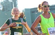 Faces of the 2014 Packers 5K with WIXX 10