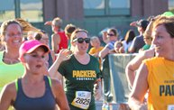 Faces of the 2014 Packers 5K with WIXX 7