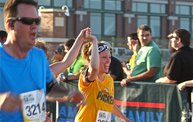 Faces of the 2014 Packers 5K with WIXX 3