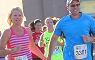 Faces of the 2014 Packers 5K with WIXX 2