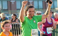 Faces of the 2014 Packers 5K with WIXX 27