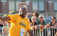 Faces of the 2014 Packers 5K with WIXX 23