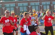 Faces of the 2014 Packers 5K with WIXX 21
