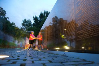 Vietnam Veterans Memorial Wall (Photo By Almonroth (Own work) [CC-BY-SA-3.0 (http://creativecommons.org/licenses/by-sa/3.0)], via Wikimedia Commons)