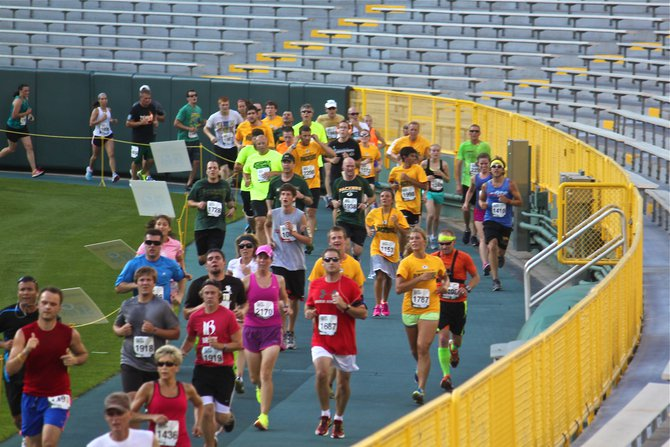 Packers 5K with WIXX