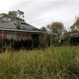abandoned home file photo