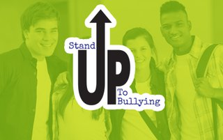 WIFC Stand UP to Bullying campaign logo