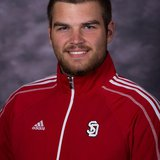 South Dakota P/PK Miles Bergner