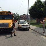 school bus stop arm violation