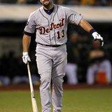 Detroit Tigers catcher Alex Avila
