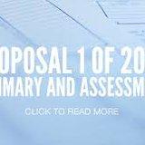 Proposal 1 on August 5, 2014 Michigan ballot